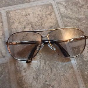 a90909f3fea Jimmy Choo Accessories - Jimmy Choo Aviator Walde FRAMES ONLY